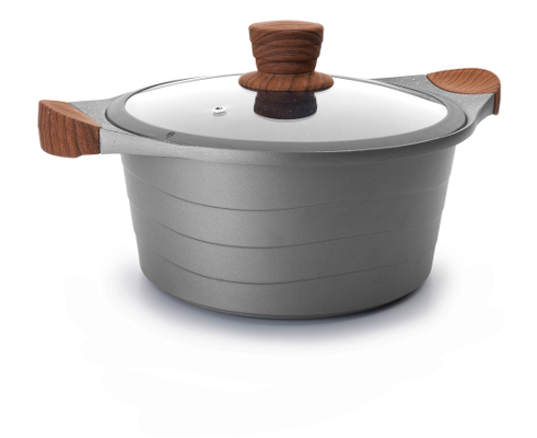 CASSEROLE WITH LID STILO