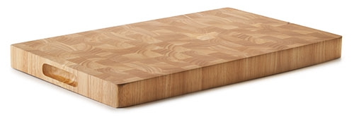 TABLA DE CORTE RUBBER WOOD