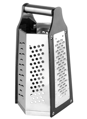 LUXE 6 WAY GRATER